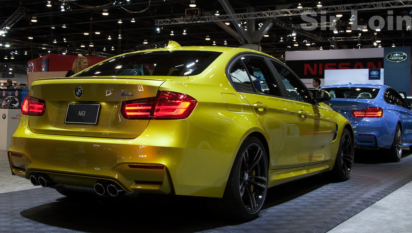 F80 Official Austin Yellow F80 M3 Sedan Thread