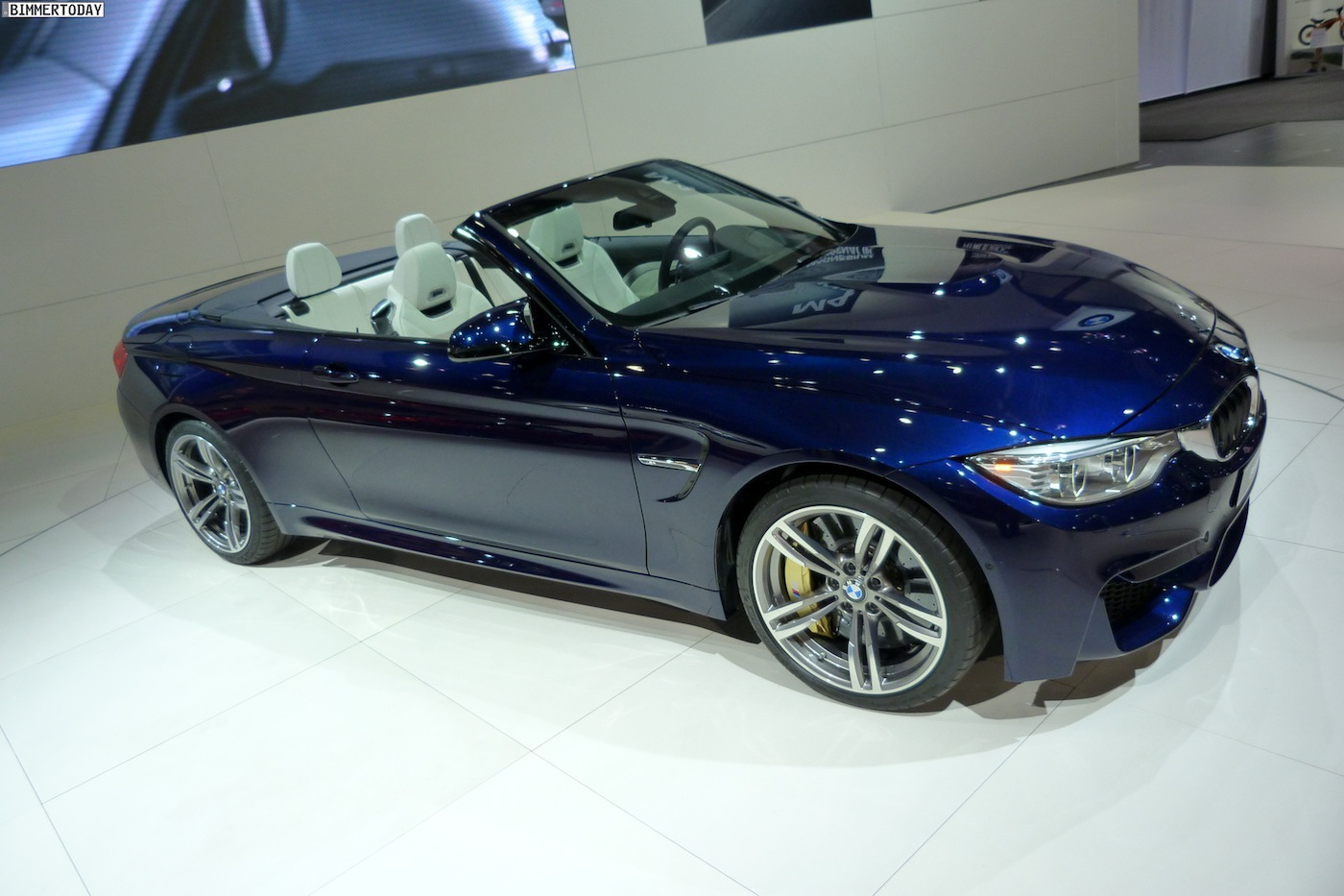 blue convertible bmw m4 - photo #30