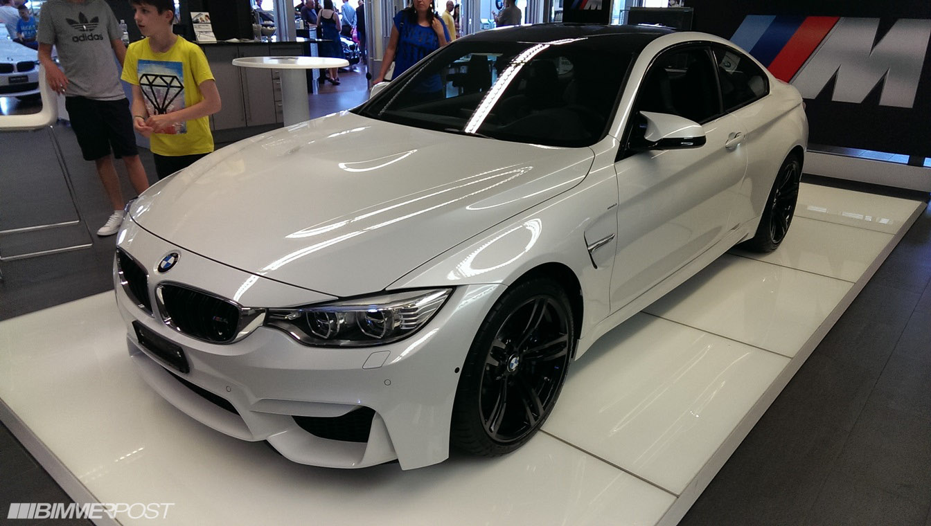 F82f83 Official Mineral White M4 Coupeconvertible Thread