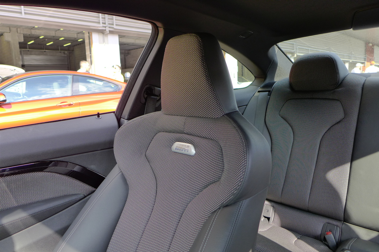 Am I The Only One Hoping For Cloth Seats On The M2 Bmw M2 Forum