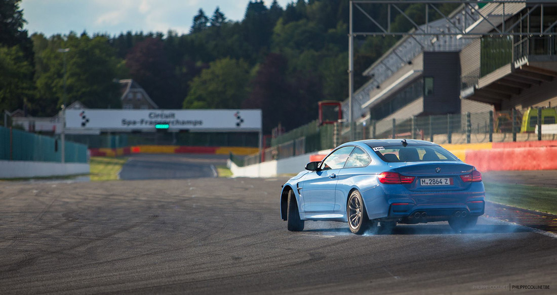 Detailed M4 Track Review - Back from Spa and Nurburgring