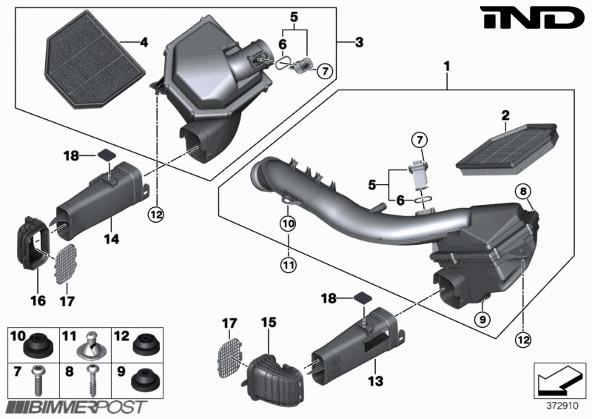 F80 M3    F82 M4 Etk Parts Diagrams In Detail  A Quick Analysis