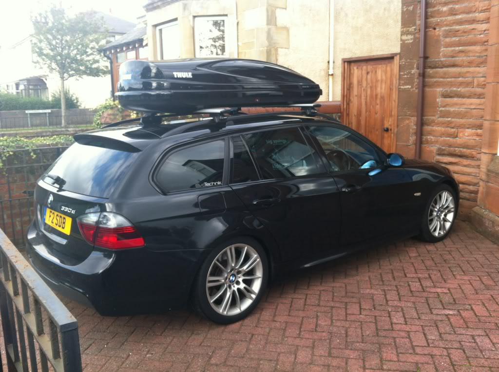 Ski Rack For Car >> Roof Racks with CF roof? - Page 10