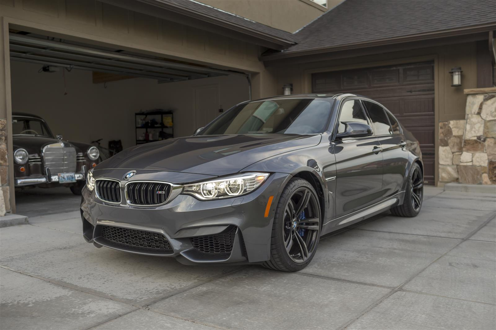 New Mineral Gray M3 Finally Here
