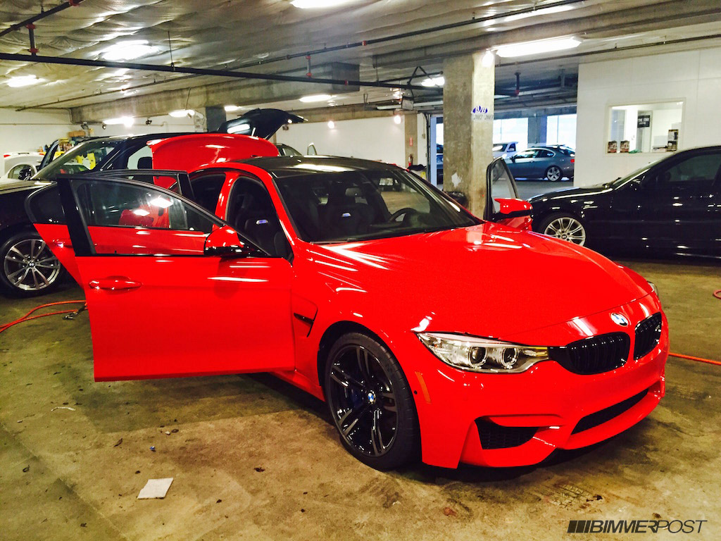 Individual Ferrari Red F80 M3 More Photo Added Bmw M3 And Bmw M4 Forum