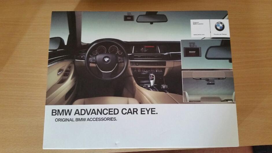 bmw advanced car eye camera dash cam page 2. Black Bedroom Furniture Sets. Home Design Ideas