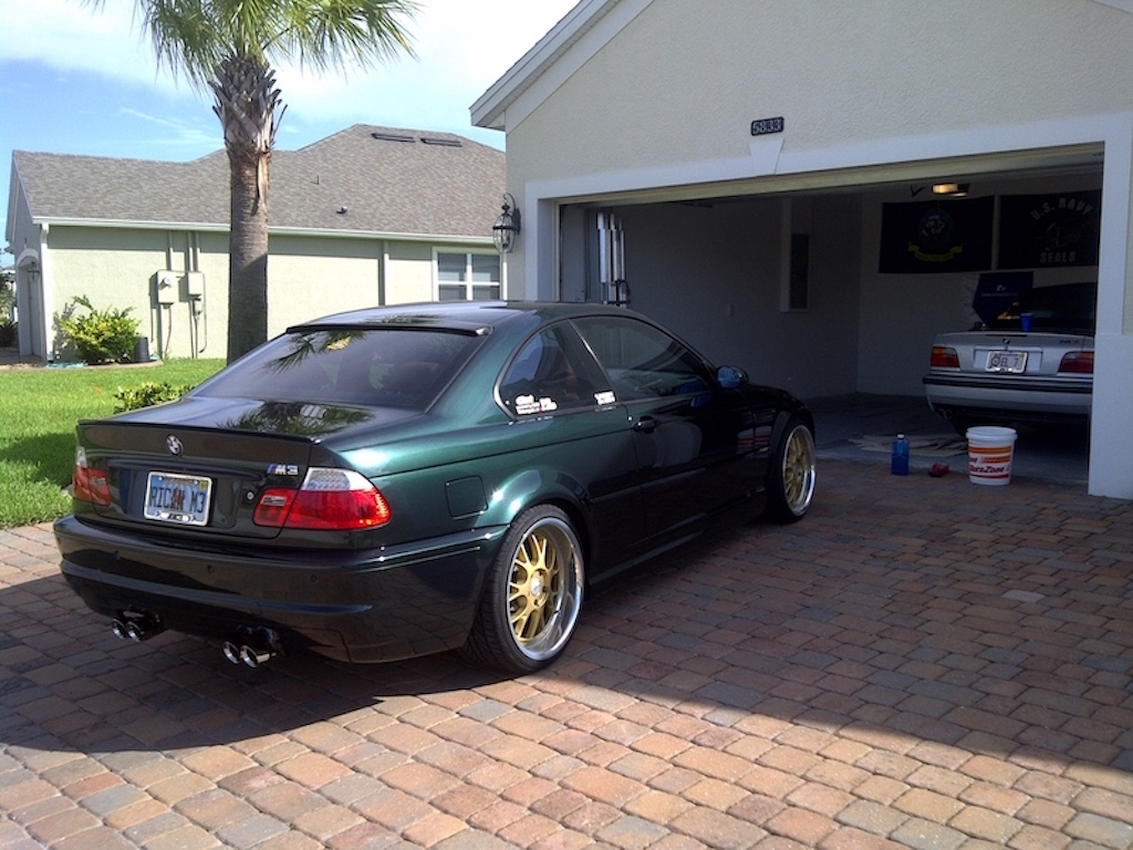 Are There Any Oxford Green M3 S Out There