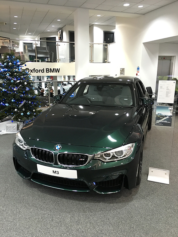 Oxford Green M3 In Oxford