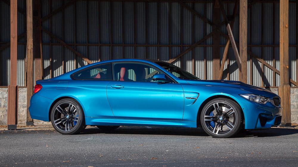 2016 Bmw Individual Atlantis Blue M4 Updated New