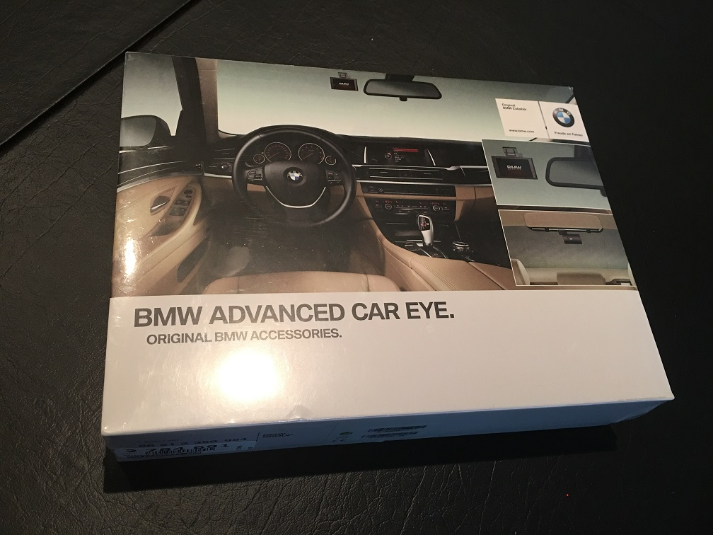 Diy Bmw Advanced Car Eye Camera Dashcam