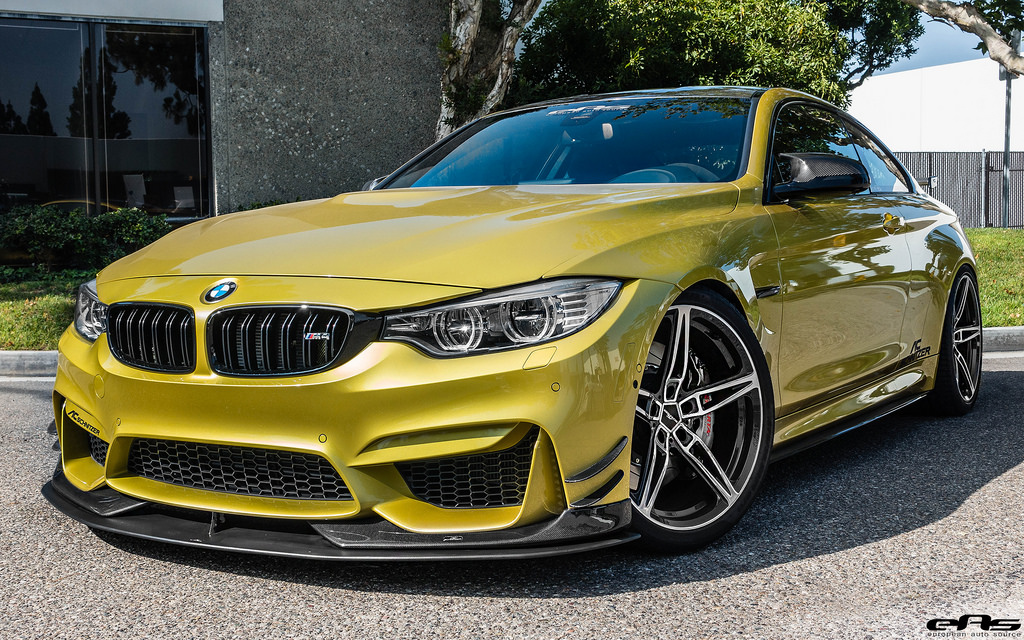 Ac Schnitzer Adds More Power To The M3m4