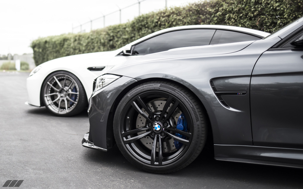 Oem Bmw Wheels >> Satin Black OEM BMW 437m Set - Newly Refinished