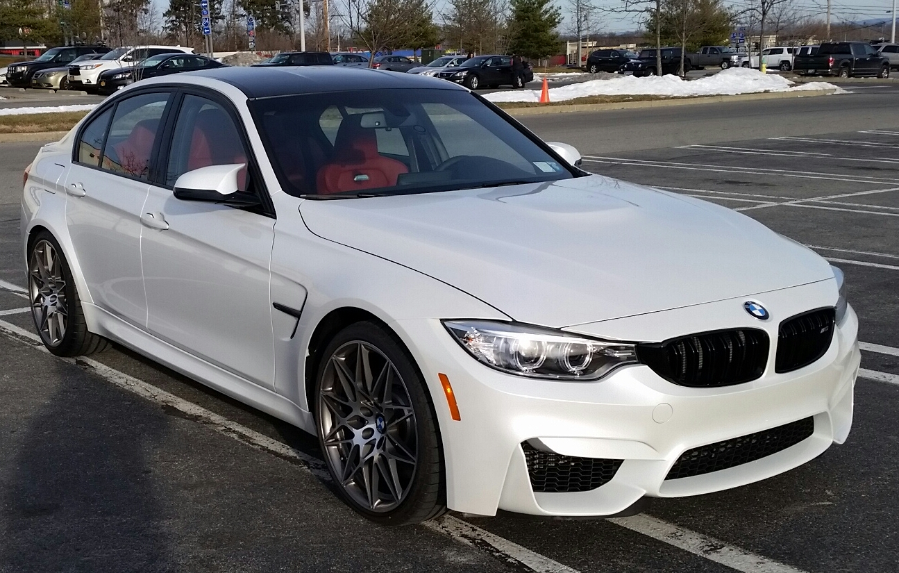 Sold Sold 2017 Bmw M3 Competition Package Sold Sold