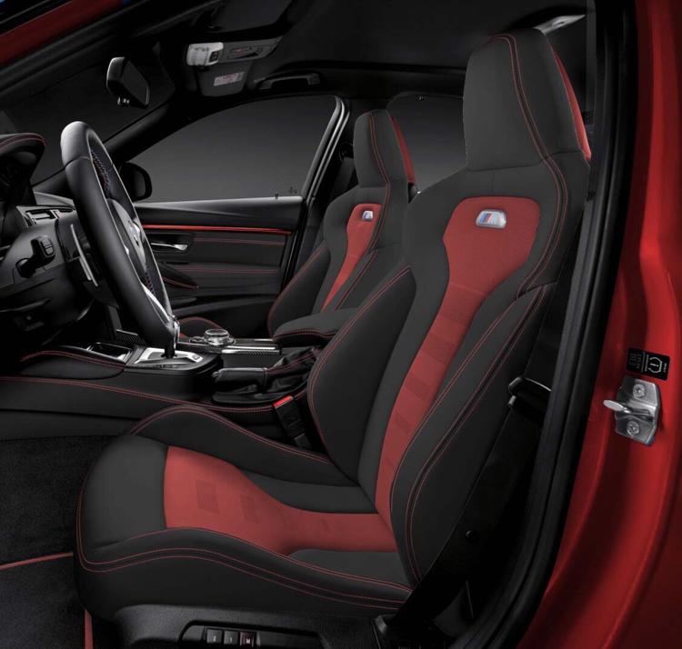BMW F80/F82 Individual Interior Thread
