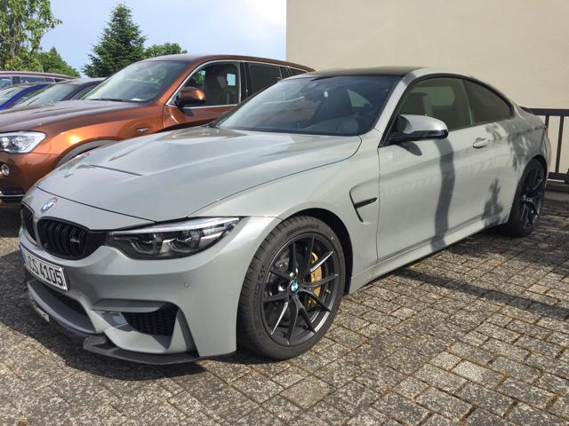 Nordschleife Parking Lot Individual M3 M4 Content