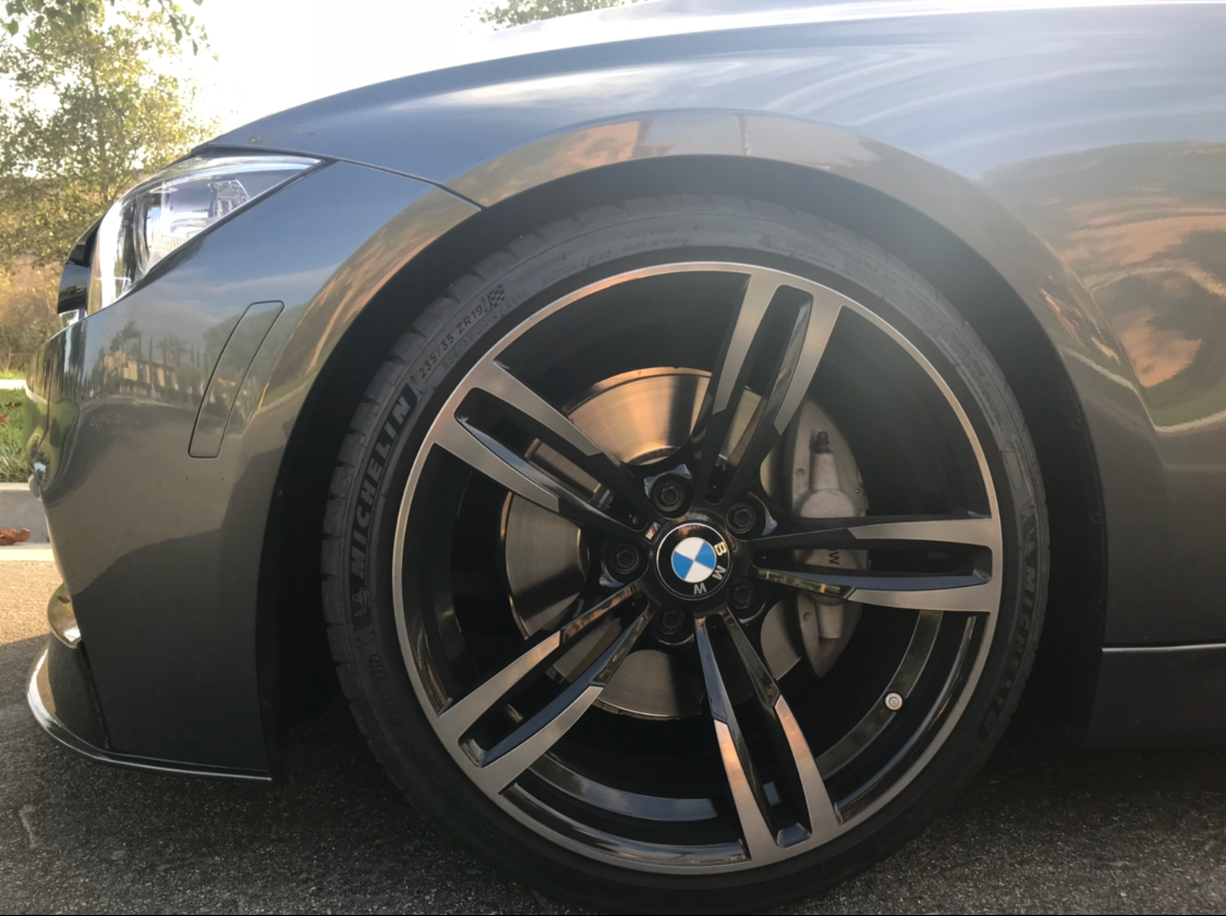 Bmw Oem F80 F82 M3 M4 19 Wheels Style 437m With Tires Bmw M3 And Bmw M4 Forum