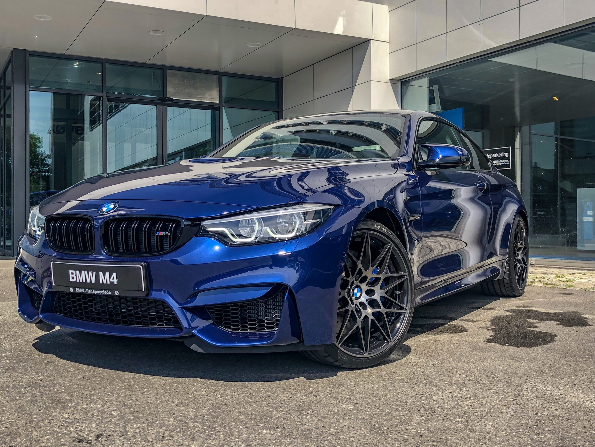 Bmw M4 Zcp Hera Mica Blue Individual M3 And Forum