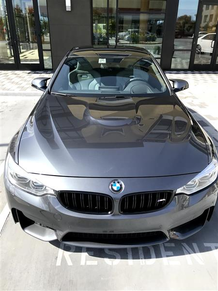 LEASE TRANSFER 2017 BMW M4 Coupe MGM/SS DCT $799/mo in Los