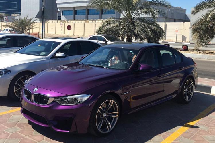 Twilight Purple Paintcode Bmw M3 And Bmw M4 Forum