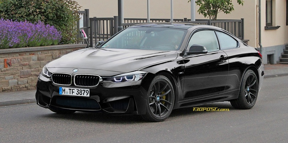 BMW M M To Gain About Lbft More Torque While - 2014 bmw m3