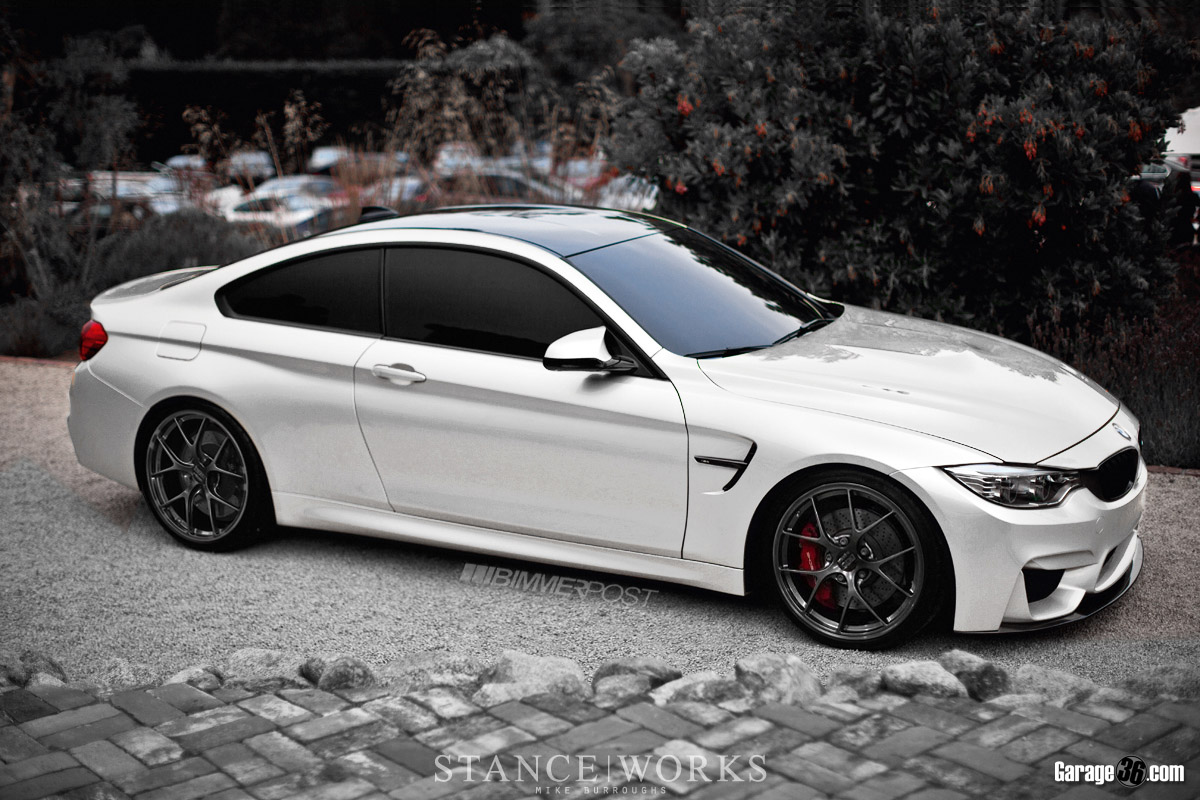 M4 with BBS DI wheels (Photoshops)