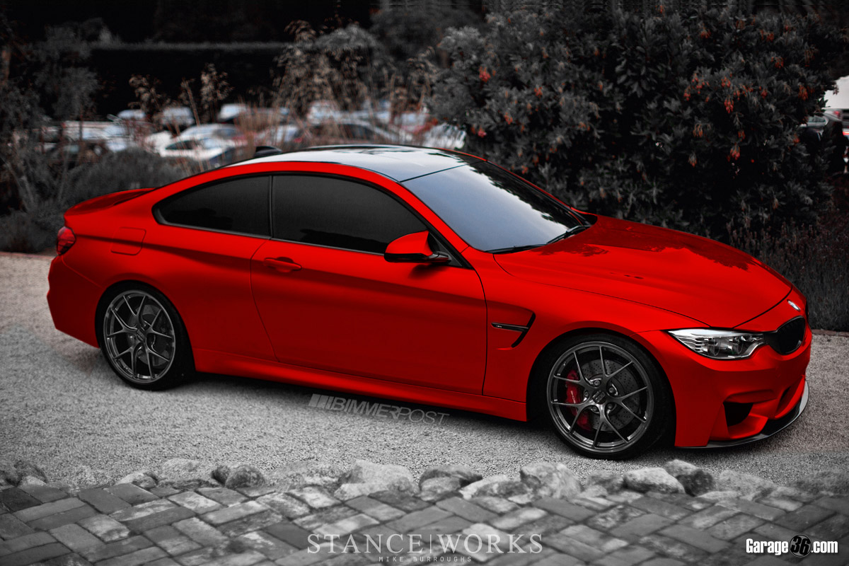 M4 With Bbs Di Wheels Photoshops