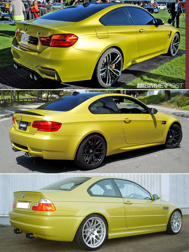 comparison f82 m4 versus e92 m3 coupe bmw forum bmw autos post. Black Bedroom Furniture Sets. Home Design Ideas