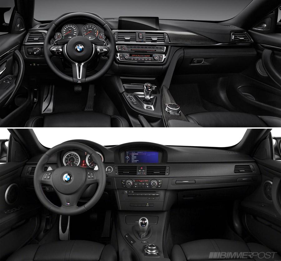 Comparison: F80 M3 versus E90 M3 Sedan - BMW M3 and BMW M4 Forum