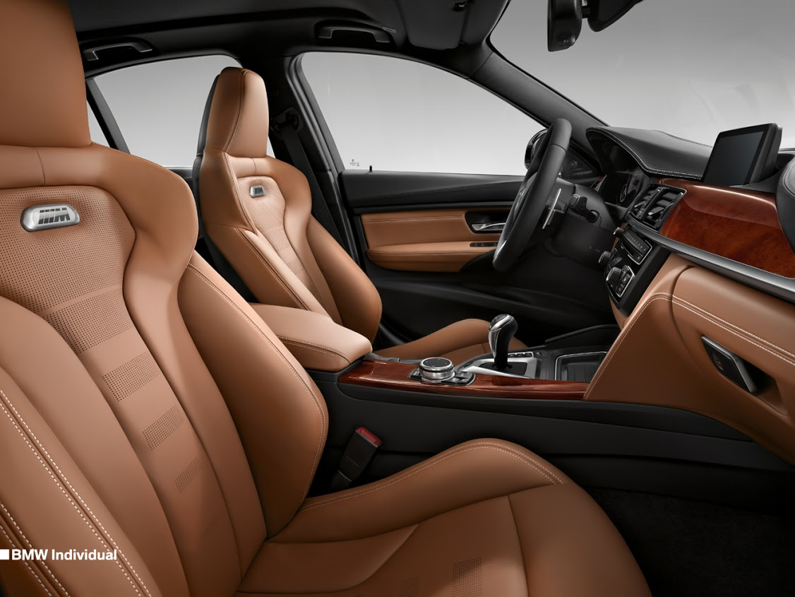 Video black m3 with bmw individual amaro brown interior for Interieur forum