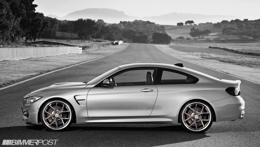 BMW M Imagined With Aftermarket Wheels - Best bmw wheels
