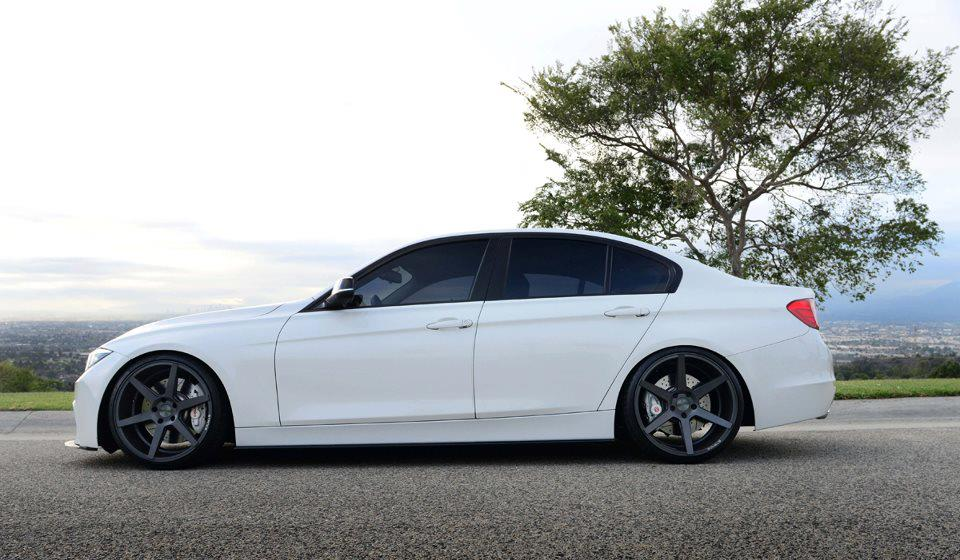 Bmw M4 Imagined With Aftermarket Wheels Page 5