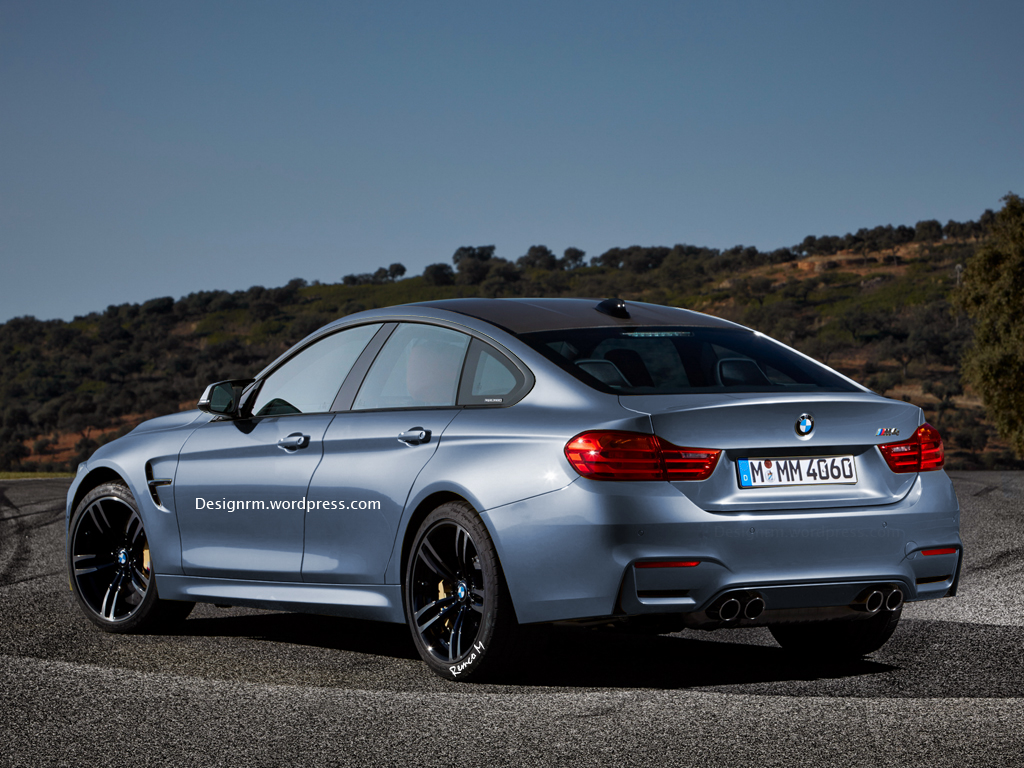 New Render M4 Gran Coupe Anyone