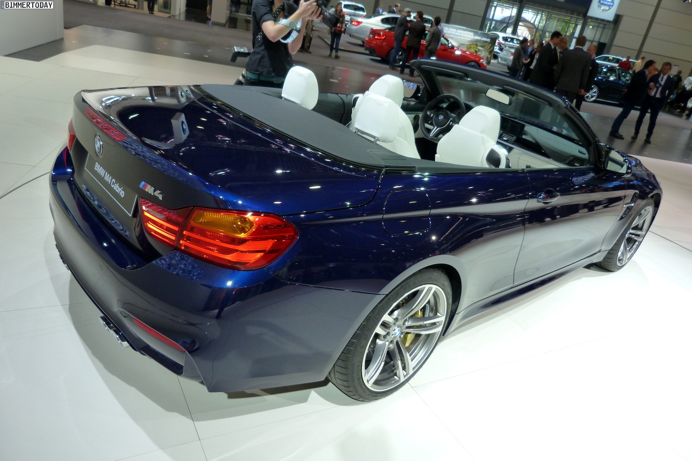 blue convertible bmw m4 - photo #43