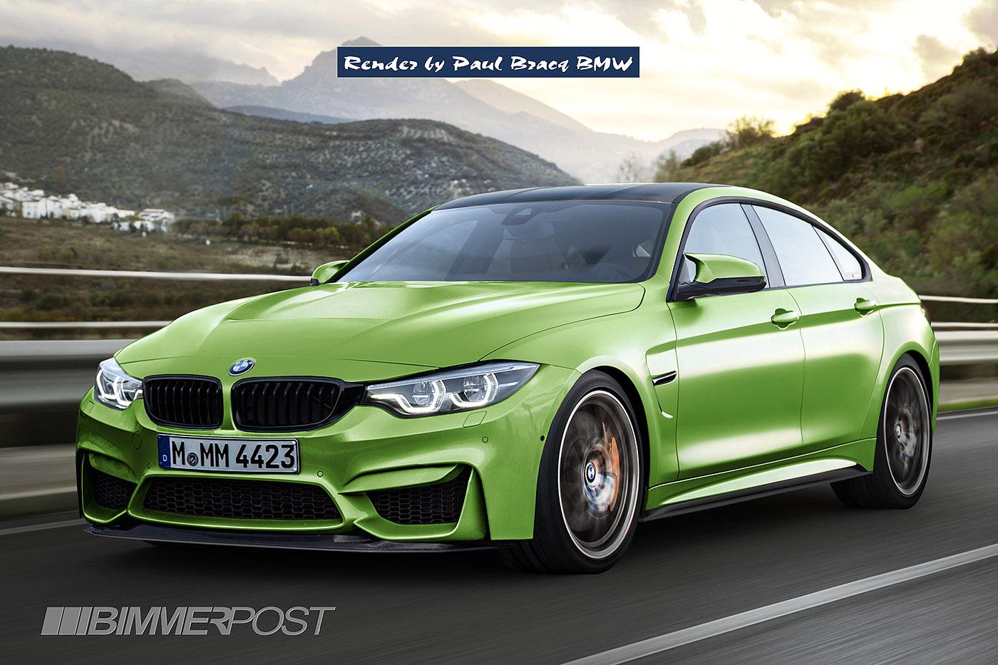 Name:  2017 M4 Gran Coupe Taiga Green M666-S.jpg Views: 16636 Size:  1.18 MB
