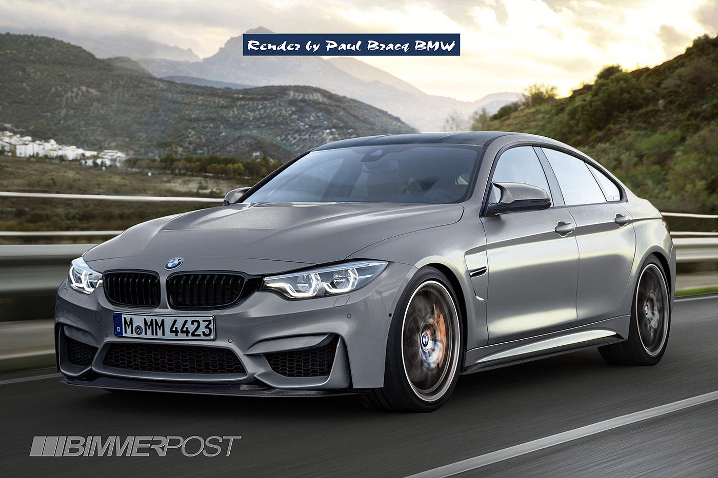 Name:  2017 M4 Gran Coupe Grey M666-S.jpg Views: 17168 Size:  1.16 MB