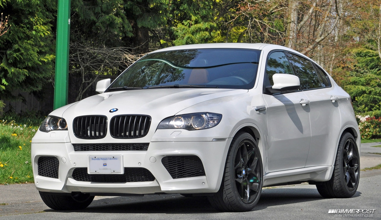 kahunacanuck 39 s 2010 bmw x6m bimmerpost garage. Black Bedroom Furniture Sets. Home Design Ideas