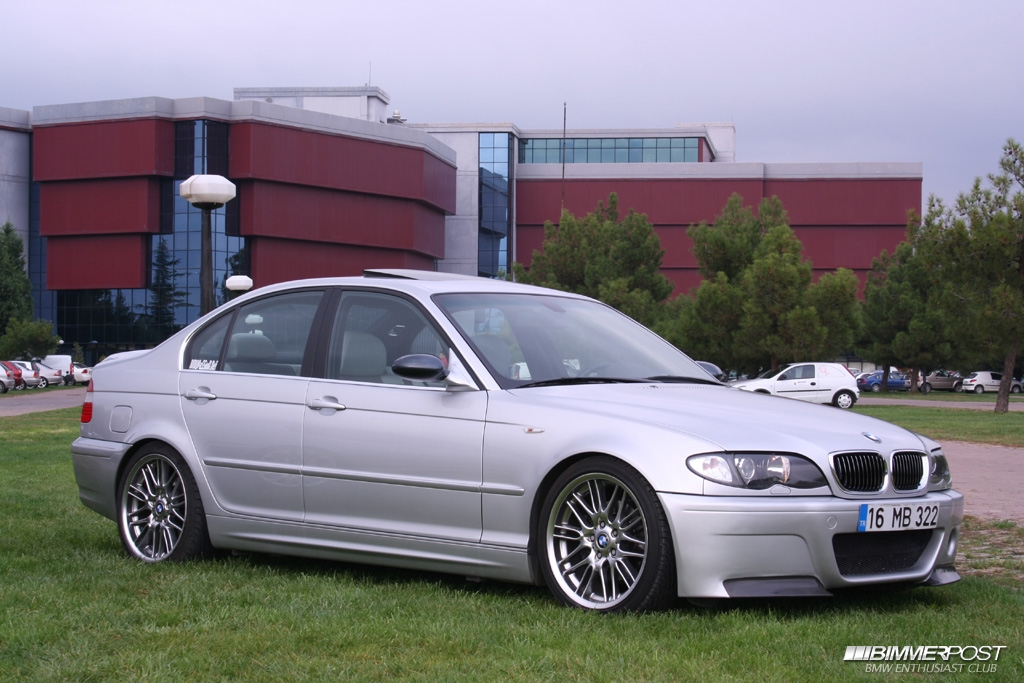 Quemoy S 2002 Bmw E46 325i Smg Sedan Bimmerpost Garage