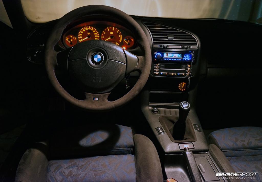 Quemoy S 1997 Bmw E36 316i M Sedan M Technik Bimmerpost Garage