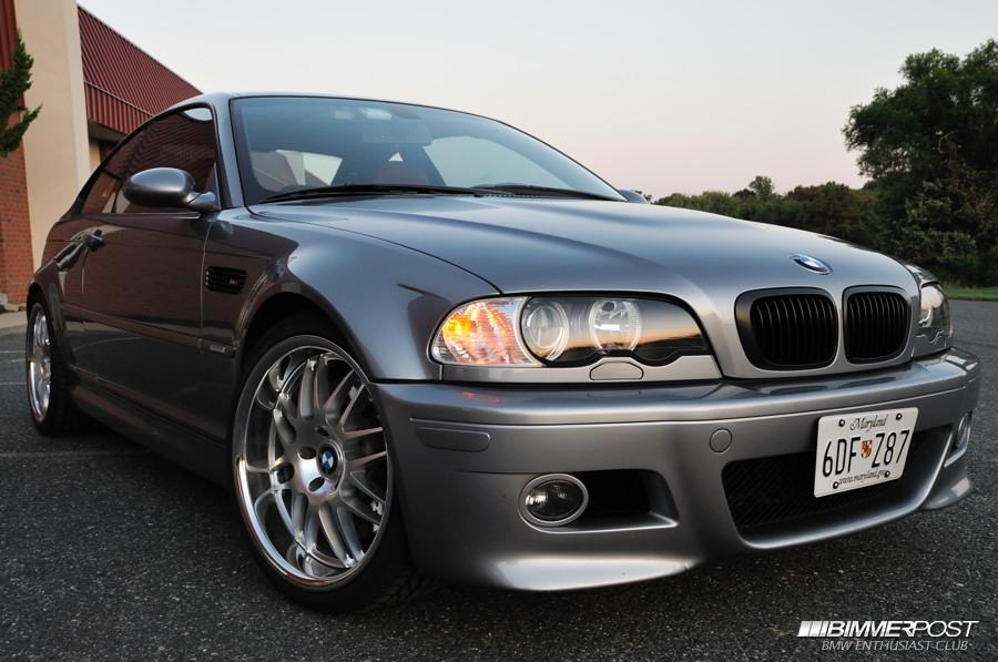 Neon01's 2005 BMW M3 - Retired - BIMMERPOST Garage