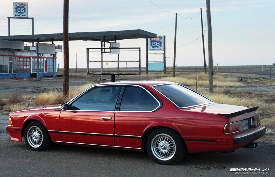 Sharkbait S 1988 Bmw M6 E24 Bimmerpost Garage