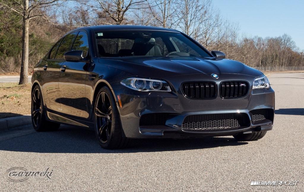 patb23's 2014 BMW M5 - BIMMERPOST Garage