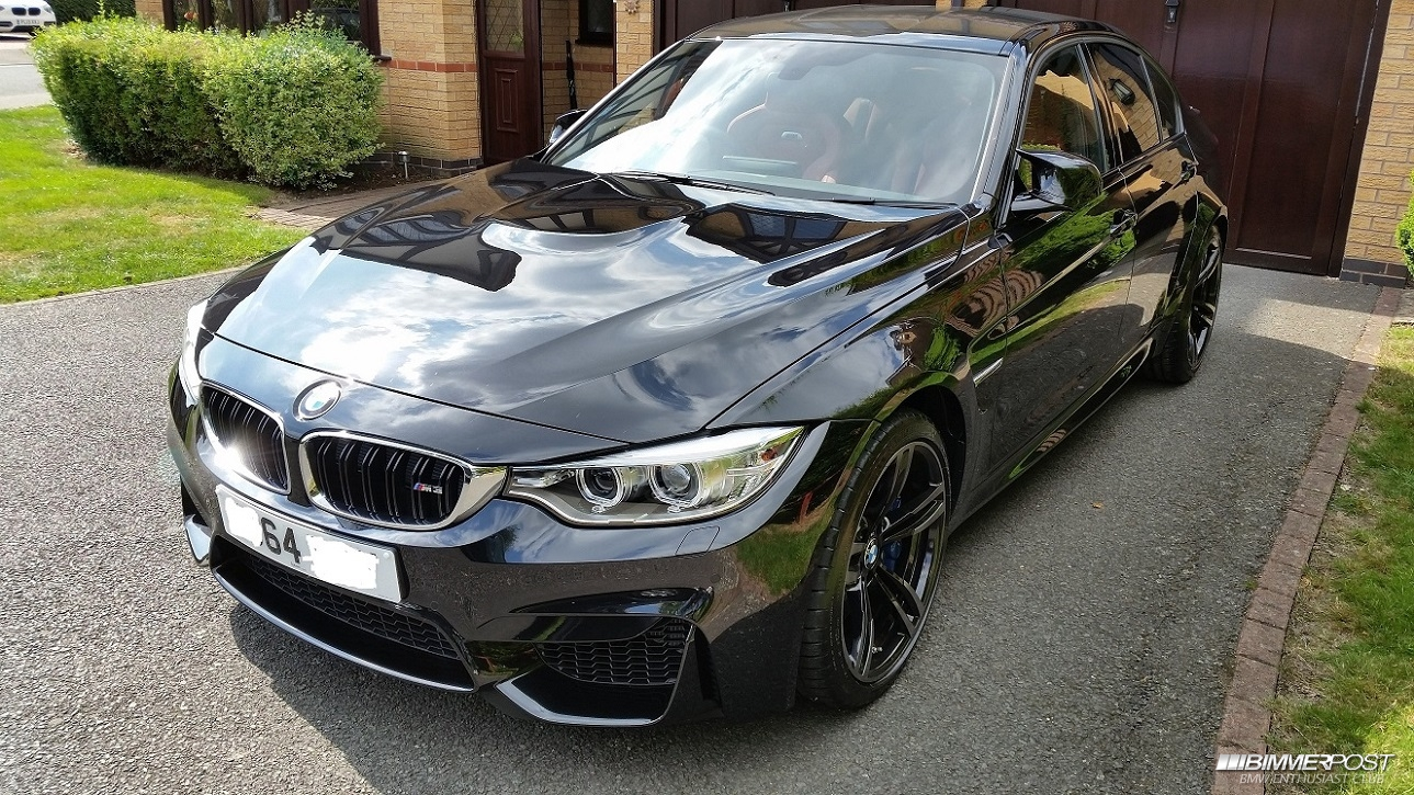 Hitman999 S 2014 Bmw F80 M3 Bimmerpost Garage
