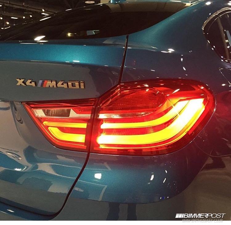 Bmw X7 Interior: FSociety's 16' BMW X4 M40i