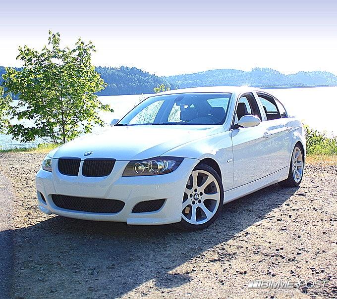Bmw Z3 Mods: Lux.sh's 2006 BMW E90 330i