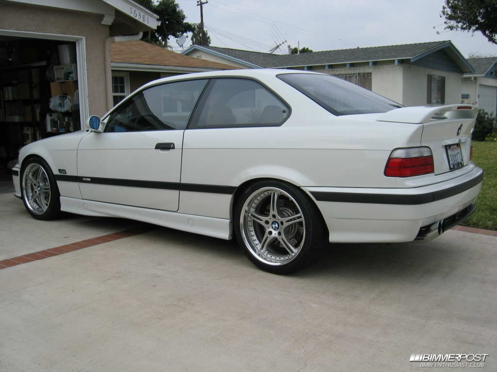 Tlp S 1996 Bmw E36 M3 Sold Bimmerpost Garage