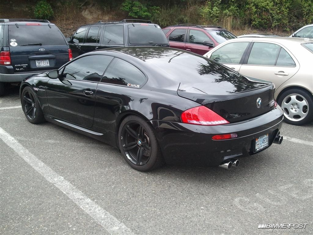 Anthoj S 2007 Bmw M6 Coupe Bimmerpost Garage