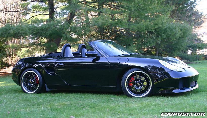 Jason S 2000 Porsche Boxster S Bimmerpost Garage