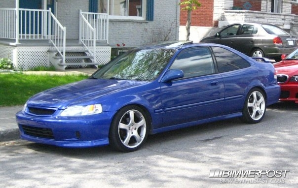 Kevco S 2000 Honda Civic Si Bimmerpost Garage