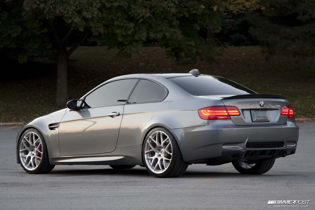Daft S 2011 Bmw M3 Bimmerpost Garage