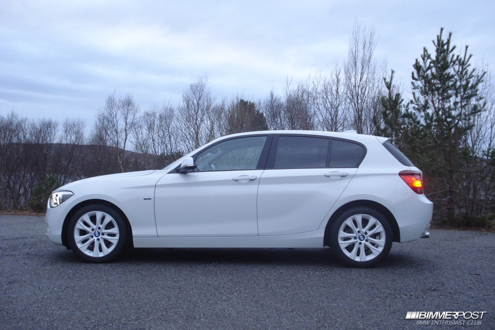 bimmer man 39 s 2012 bmw 116d bimmerpost garage. Black Bedroom Furniture Sets. Home Design Ideas